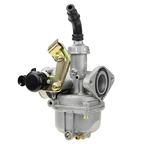 HIAORS PZ19 19mm Carburetor Carb With Cable Choke for 110cc 90cc Peace Eagle Cool Sport Sunl NST TaoTao Redcat Coolsport Loncin Honda Clone ATV Chinese Quad Parts