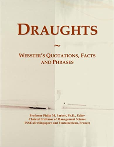 Draughts: Webster's Quotations, Facts and Phrases