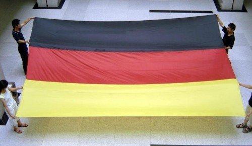 XXL Flagge Deutschland in 3m x 5m.: : Lebensmittel