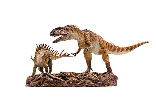 PNSO Dinosaur Museums Series Dayong The Yangchuanosaurus and Xiaobei The Chungkinggosaurus 1:35 Scientific Art Models by PNSO (Image #2)