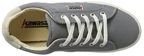 Kawasaki Badmin 2.0 - Zapatillas Unisex adulto gris (Dark Grey)