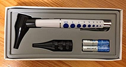 Generic Pen Style Ear care Medical Diagnostic Otoscope, oto