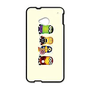 HTC One M7 Cell Phone Case Black Avengers 003 SYj_739366