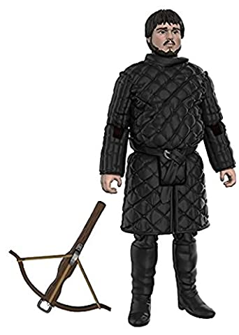 Shalleen Funko Game Of Thrones: Samwell Tarly Poseable Action Figure Collectible Toy 7244 (Educated Horses Vinyl)