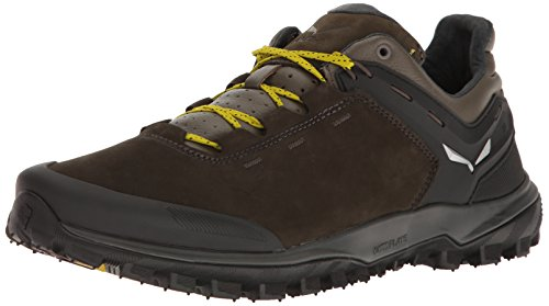 Salewa Men's Wander Hiker Hiking-Shoes, Black Olive/Bergot, 10 by Salewa