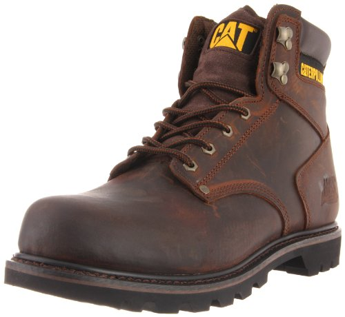 Caterpillar Men's Second Shift Work Boot