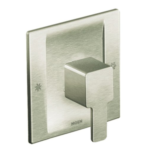 Moen TS2711BN 90 Degree Posi-Temp Valve Trim, Brushed Nickel