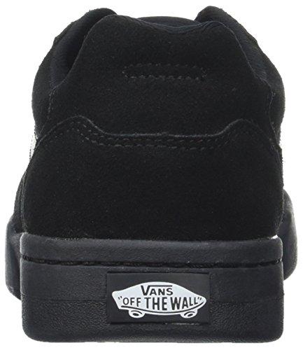 Noir Black Black Vans Knoll Suede Baskets Homme w0tPn4CxAq