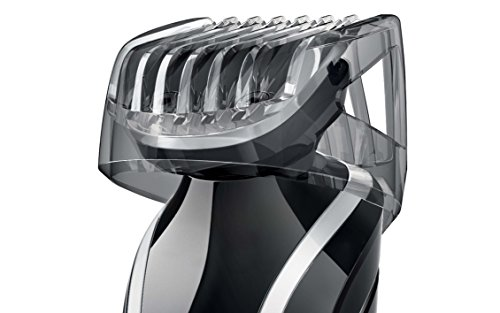 philips qg3364 49 norelco multigroom 5100 grooming kit 7 attachments 11stre. Black Bedroom Furniture Sets. Home Design Ideas