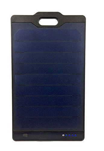 Lightweight Solar Charger For Backpacking - 6