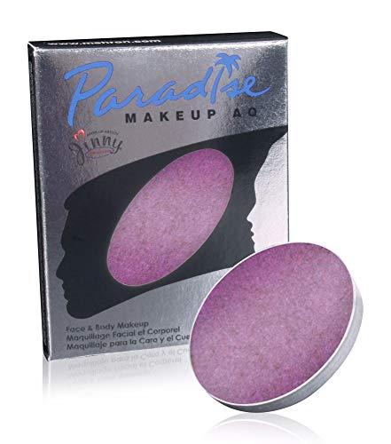 Mehron Paradise Face Paint Refills - Brilliant Violet/Violene (0.25 oz) ()