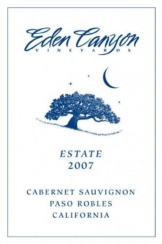 2007 Eden Canyon Vineyards ''ESTATE'' Cabernet Sauvignon1.5 L Magnum by Eden Canyon Vineyards