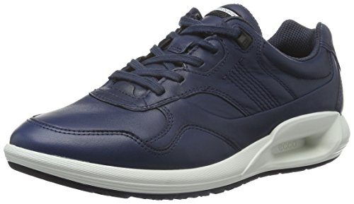 Ecco Cs16 Ladies, Baskets Basses Femme Bleu (TRUE NAVY1048)