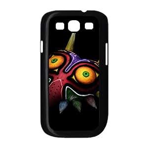 Samsung Galaxy S3 9300 Cell Phone Case Black The Legend of Zelda Majora's Mask VIU019410
