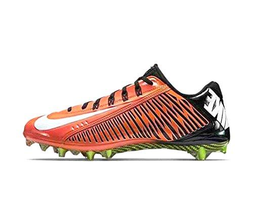 Nike Vapor Carbon Elite Td Heren Voetbal Klampen Oranje Zwart