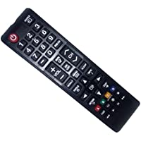 Replaced Remote Control Compatible for Samsung PL43F4500AF AA59-00821A LH40HDPLGA/ZA T24C550 UN39EH5003F UN40H5003AFXZA LCD LED HDTV TV
