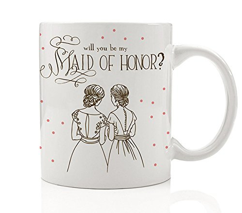 will you be my bridesmaid maid of honour best friend bestie proposal funny