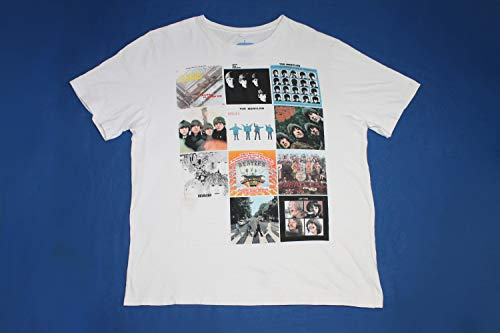 The Beatles shirt album cover shirt british rock band rare vintage shirt rock Psychedelic Rock shirt pop music rock and roll size XL (Best British Psychedelic Albums)