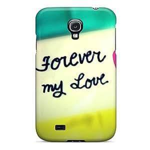 Cute High Quality Galaxy S4 Love U Forever Case