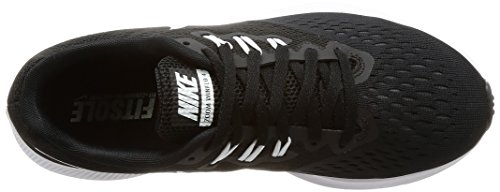 Zoom Women's Competition Black Running 4 Black Dark Grey Shoes NIKE White Winflo WMNS SAqxwXdE