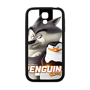 WAGT Penguins Design Pesonalized Creative Phone Case For Samsung Galaxy S4