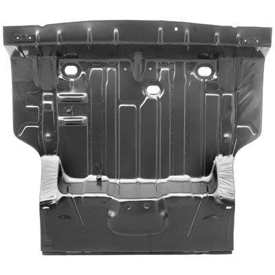 Impala Bob's 1969 Chevelle Trunk Floor Assembly with Braces Chevelle Trunk Floor Braces