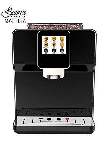 Buona Mattina ARC700 Automatic Espresso medium Black