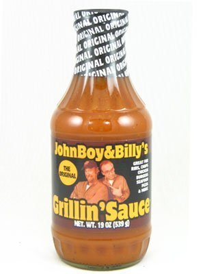 John Boy and Billy salsa picante y dulce Grillin