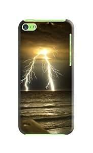 LarryToliver iphone Case - Thin Shell Plastic Case for iphone 6 plus 5.5 Case - Lightning Background image #4
