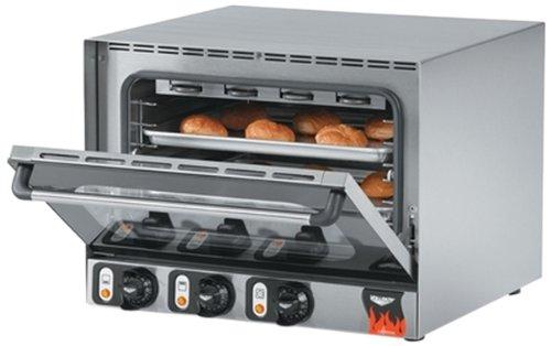 "Vollrath (40703) 23-7/16"" Half-Size Electric Countertop Convection Oven - 3-Shelves - C"