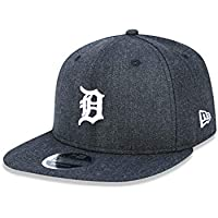BONE 950 ORIGINAL FIT DETROIT TIGERS MLB ABA RETA SNAPBACK PRETO NEW ERA
