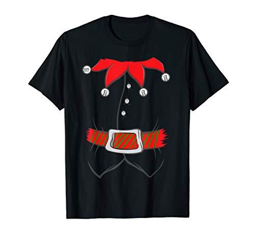Elf Costume Santa Claus Helper Christmas Winter Holidays ()
