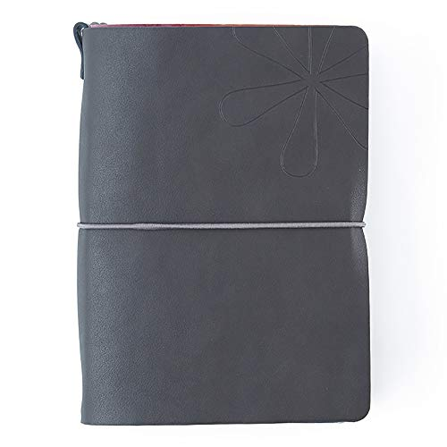 Leather Erin (Erin Condren On The Go Folio Charcoal for PetitePlanners and Petite Journals)