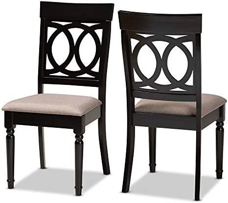 Baxton Studio Set of 2-165-10537-AMZ Dining Chair