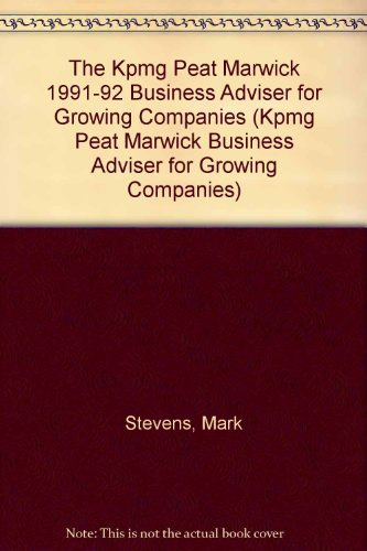 the-kpmg-peat-marwick-1991-to-1992-business-advisor-for-growing-companies-kpmg-peat-marwick-business