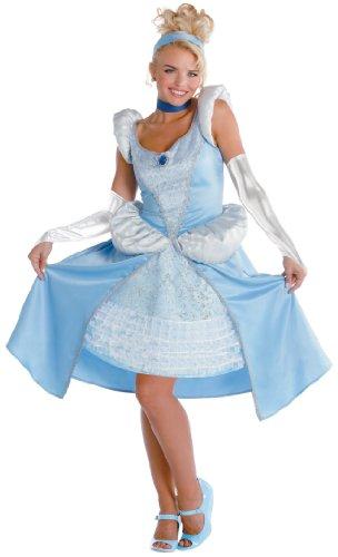Sassy Cinderella Prestige Adult Costume (Large: 12-14)