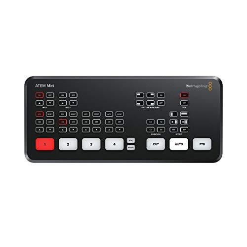 Blackmagic Design ATEM Mini HDMI Live Switcher