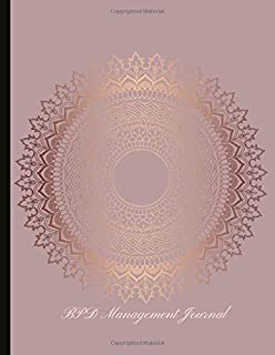 Borderline Personality Disorder Journal: Beautiful Journal