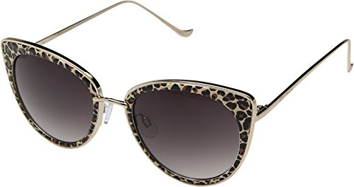 Betsey Johnson Women's BJ879230 Leopard - Sunglasses Betsy Johnson