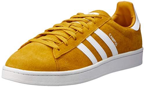 adidas Campus CM8444 Mens Shoes Size: 7.5 US Yellow