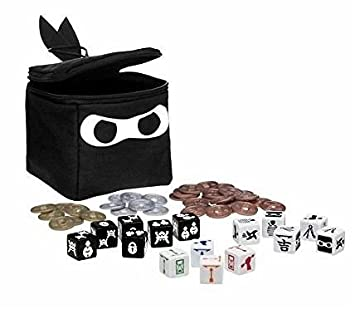 Amazon.com: Edge Entertainment EDGD0001聽Ninja Dice Game ...