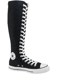 Converse Chuck Taylor All Star XX Hi Black Zipper