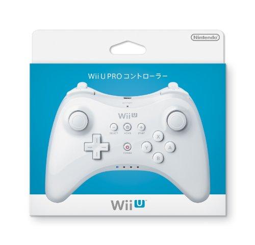 Nintendo - wuparswa - wii u pro controller - white (Wii U Best Graphics)