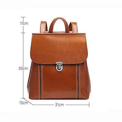 Sac Cartable Sacs Dos à Travel Sac Epaule Sac Main Bag Porté à Sac 30cm à 31 Mode A A 13 Bandoulière Sac Dos Cuir Femme 47H84q