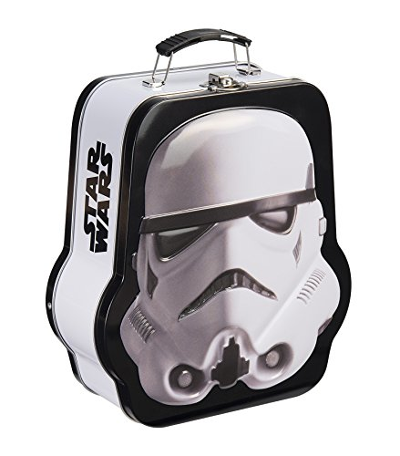Star Wars Shaped Tin Tote