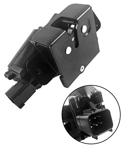 Exerock 13501872 13503467 13581405 931-107 Rear Power Tailgate Liftgate Lock Actuator Fit for Cadillac Saturn GMC Buick Chevrolet