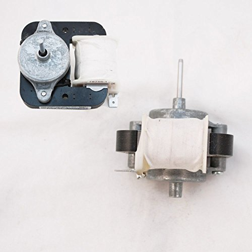 Whirlpool Part Number 61004888: MOTOR-EVAP