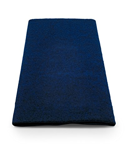 Camco-42910-RV-Step-Rug-Premium-Wrap-Around-100-Polyester-22-x-23-Blue