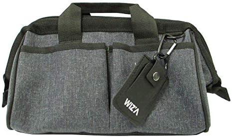 WIZ'A(ウイザ) ツールバッグミニ (デニムブルー) WZB-002BL