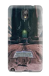 New Diy Design Halo: The Master Chief Collection For Galaxy Note 3 Cases Comfortable For Lovers And Friends For Christmas Gifts